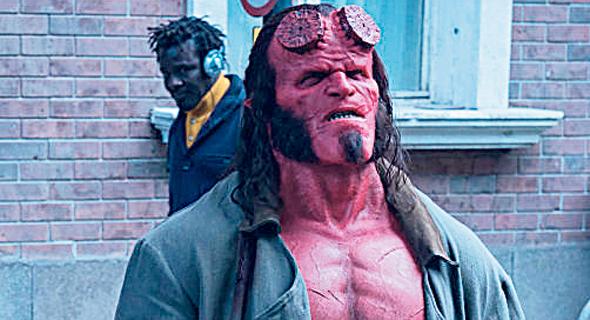 הסרט Hellboy