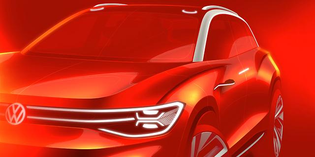 פולקסווגן: רכב כביש שטח חשמלי ואוטונומי כמעט לחלוטין ייצא ב-2021