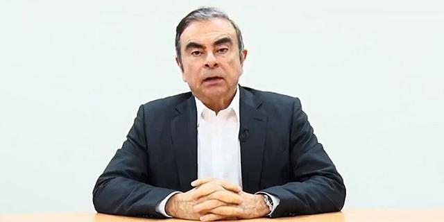 ניסאן תובעת 91 מיליון שקל מהנשיא לשעבר קרלוס גוהן