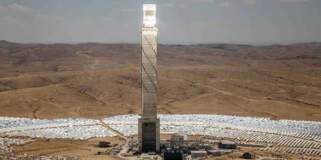 המחיר של אשלים: הפעלת שתי תחנות ירוקות תייקר את החשמל בכ-2%