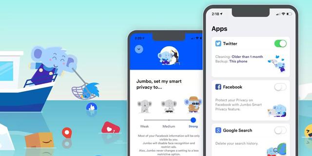 הכירו את Jumbo, אפליקציה חמודה שתעשה לכם סדר בהגדרות הפרטיות