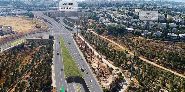 בדרך למישור אדומים: בדיזיין סיטי בונים על הכבישים החדשים
