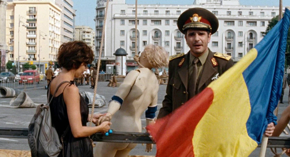 """""""לא אכפת לי אם ההיסטוריה תזכור אותנו כברברים"""" שיוקרן בפסטיבל הרומני. מאתגר"""