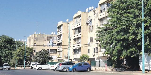 תוכנית ענק של פינוי־בינוי בלוד: 5,000 דירות ייבנו בשכונת רמת אשכול