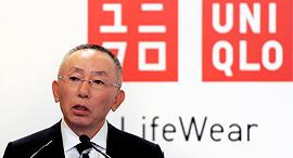 טדאשי ינאי Tadashi Yanai מייסד יוניקלו הכי עשיר יפן, צילום: גטי אימג'ס