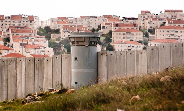 Israeli settlements in the West Bank. Photo: Shutterstock