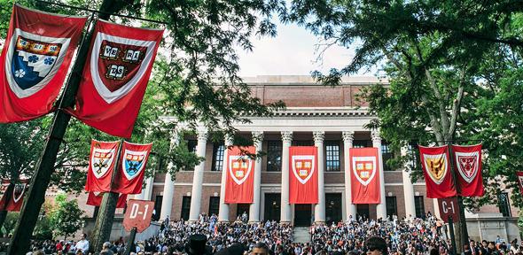Harvard University. Photo: Harvard