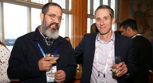ערן אלדן ויואב רקם, צילום: אוראל כהן