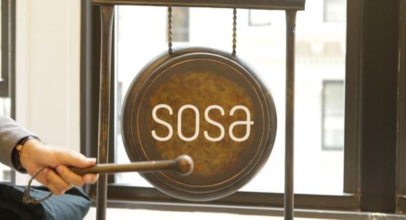 מפגשי Meet & Pitch בחסות Sosa ניו יורק, צילום עמית שעל