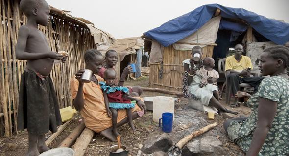 ארוחת בוקר באפריקה , צילום: שאטרסטוק