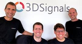 מייסדי החברה, צילום: 3DSignals