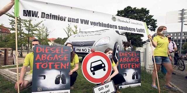 שוק הרכב: רעידת האדמה באירופה תורגש היטב גם בישראל