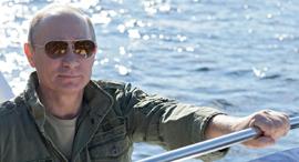 ולדימיר פוטין נשיא רוסיה עשיר, צילום: Kremlin