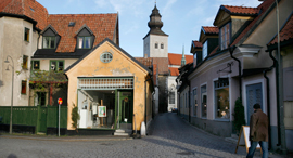 Visby, Sweden. Photo: Bloomberg