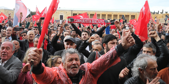 כלכלה במשבר: 366 אלף מובטלים חדשים בטורקיה בחודש אחד