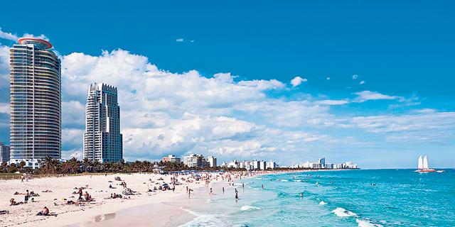 """דורי נאוי מזהה פוטנציאל עסקי בארה""""ב? מעתיק מגוריו למיאמי"""
