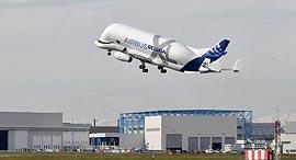 איירבוס בלוגה XL מטוס מטען, צילום: Airbus