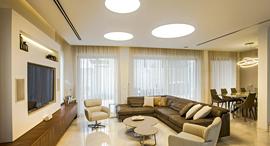 """אובונד סלון זירת הנדל""""ן , צילום: עיצוב פנים ואדריכלות איריס מנור"""