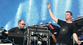 להקת כמיקל ברדרס , צילום: גטי אימג'ס