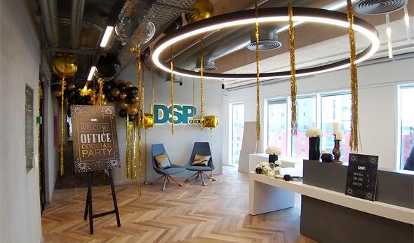 המשרדים החדשים של חברת DSP בהרצליה