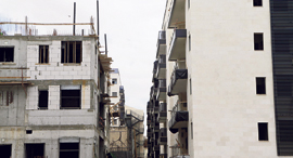 """פרויקט תמ""""א בשכונת אגרובנק חולון, צילום: עמית שעל"""