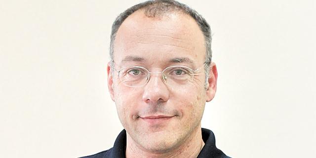 תומר מוסקוביץ, מנהל רשות האכיפה והגבייה, צילום: טל שחר