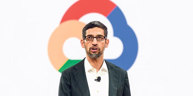 "מנכ""ל גוגל, סונדאר פיצ"
