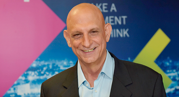 IIA CEO Aharon Aharon. Photo: IIA
