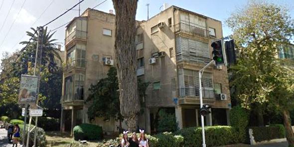 יהודה המכבי 32, כיום. שלושה בניינים ייהרסו