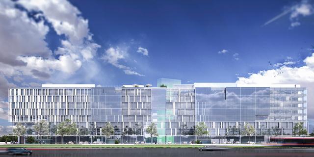 ביג נכנסת לענף המשרדים: תקים פרויקט בסרביה ב-78 מיליון יורו