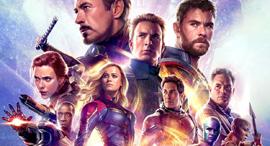"""כרזת הסרט """"הנוקמים: סוף המשחק"""", צילום: Marvel Studios"""