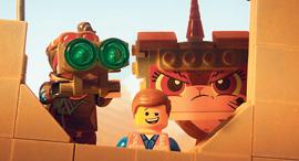 """""""סרט לגו 2"""". בדיחות על קלישאות קולנועיות , צילום: © 2019 Warner Bros. Ent. All Rights Reserved. LEGO; the LEGO log"""