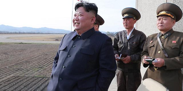 """לראשונה מאז כשלון הפסגה: צפון קוריאה ניסתה """"נשק חדש"""""""