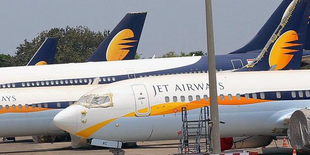 חברת התעופה ההודית ג'ט איירוויז קרסה