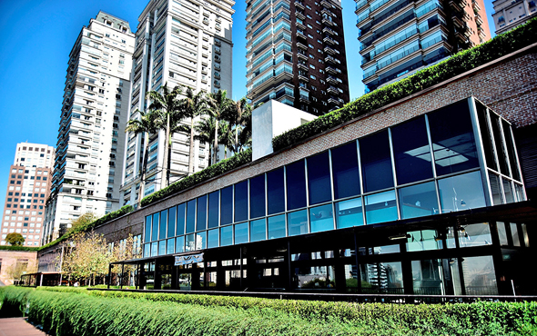 נכס של חברת גזית גלוב בעיר סאו פאולו ברזיל