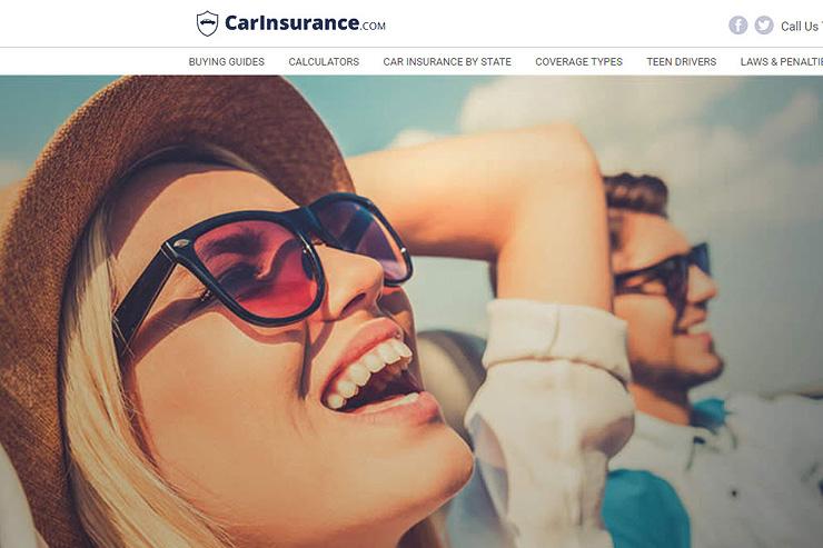, צילום: carinsurance.com