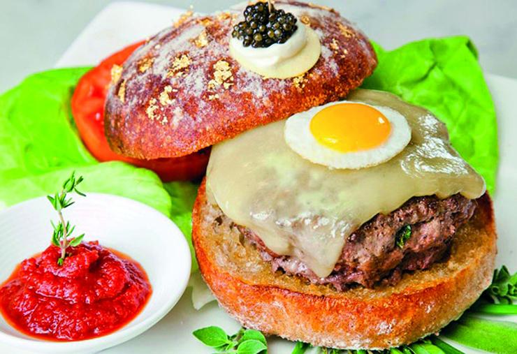 המבורגר הכי יקר, צילום: Serendipity3