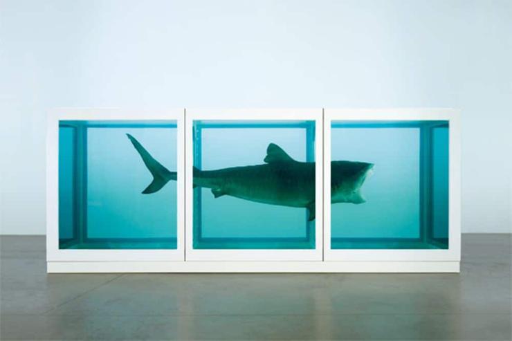 , צילום: Damien Hirst and Science