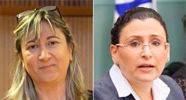מימין מיכל עבאדי בויאנג'ו ו זהבית כהן, ציךומים: עומר מסינגר, אוראל כהן
