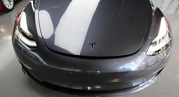 רכב טסלה מודל 3, צילום: רויטרס