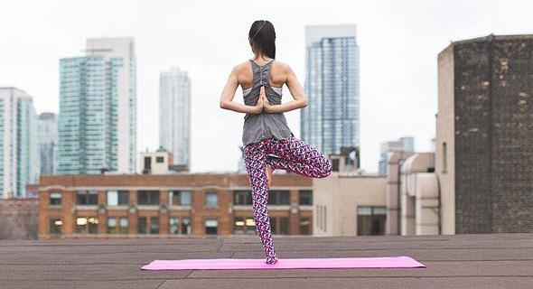 Yoga. Photo: Pexels