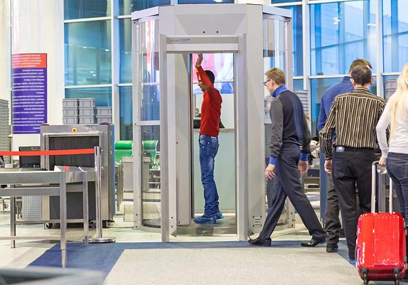 מתקן הבידוק הביטחוני לנוסעים