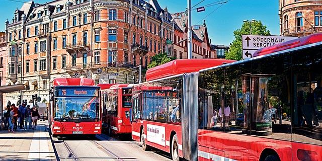 הניסוי ששינה את שטוקהולם: אגרת גודש ובניית תשתית תחבורה ציבורית