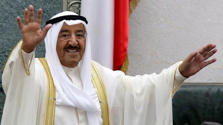 סבאח אל-אחמד אל-ג'אבר א-סבאח