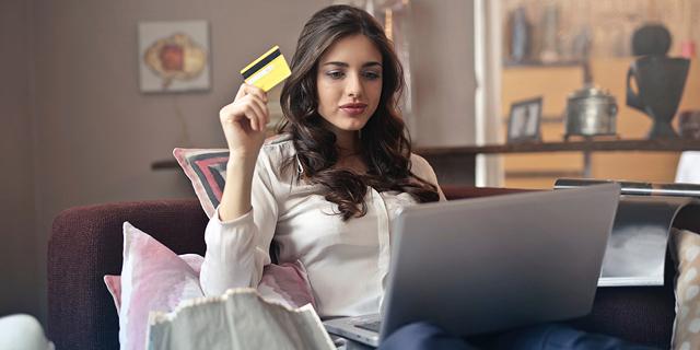 מחצית מהנשים השכירות בישראל מעוניינות לפתוח עסק אונליין