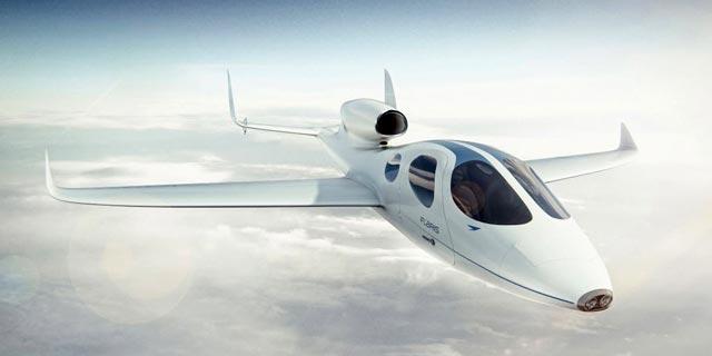 סולן איירון מיידן חוגג: הושק מטוס המנהלים הסילוני הקטן בעולם
