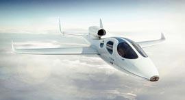 מטוס מנהלים הכי קטן בעולם Flaris LAR 1, צילום: Flaris