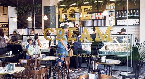 """סניף של גלידה גולדה. הקבוצה מתרחבת בארץ ובחו""""ל"""