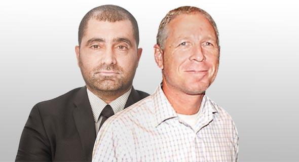 משה גולדמן ושאול מאור, צילומים: אוראל כהן, באדיבות אתר FUNDER