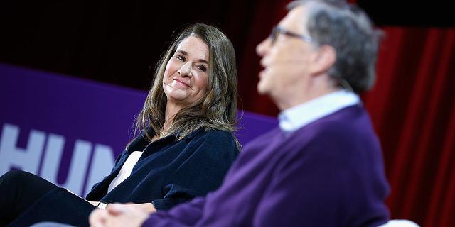 """מלינדה גייטס: להיות נשואה לביל גייטס זה """"קשה להחריד"""""""